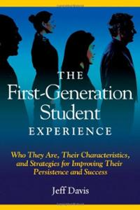 first-generation-student-experience-implications-for-campus-practice-jeff-davis-paperback-cover-art